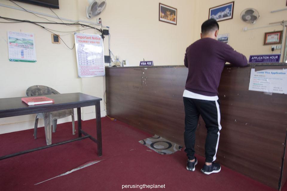 extending tourist visa pokhara immigration office