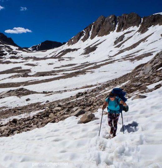muir pass trail, pacific crest trail gear