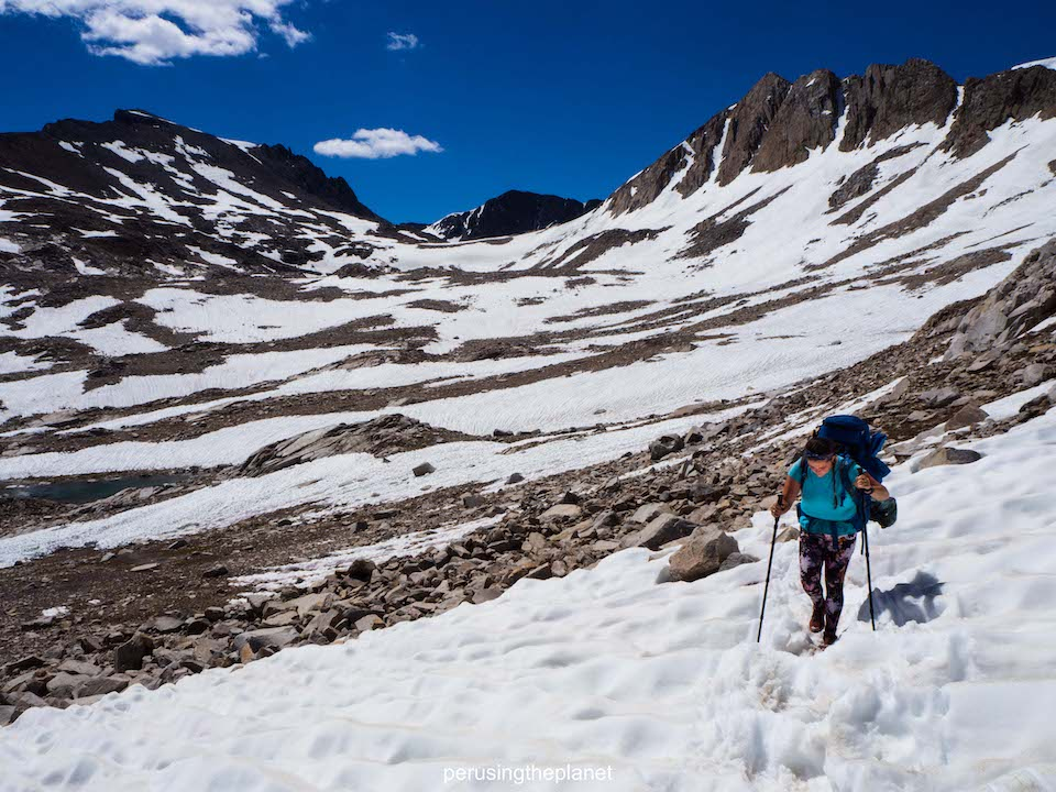 muir pass trail, pacific crest trail