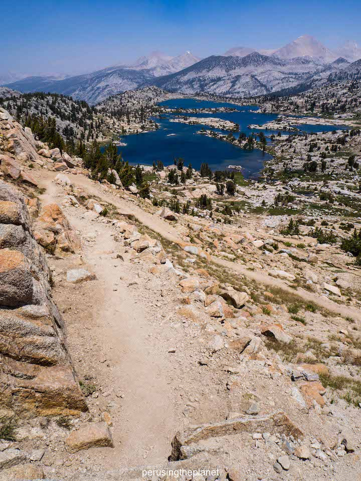 pacific crest trail pictures, switchbacks