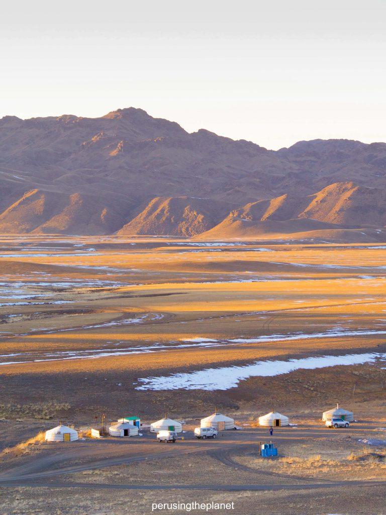 Independent Gobi Desert Tour - gers/yurts