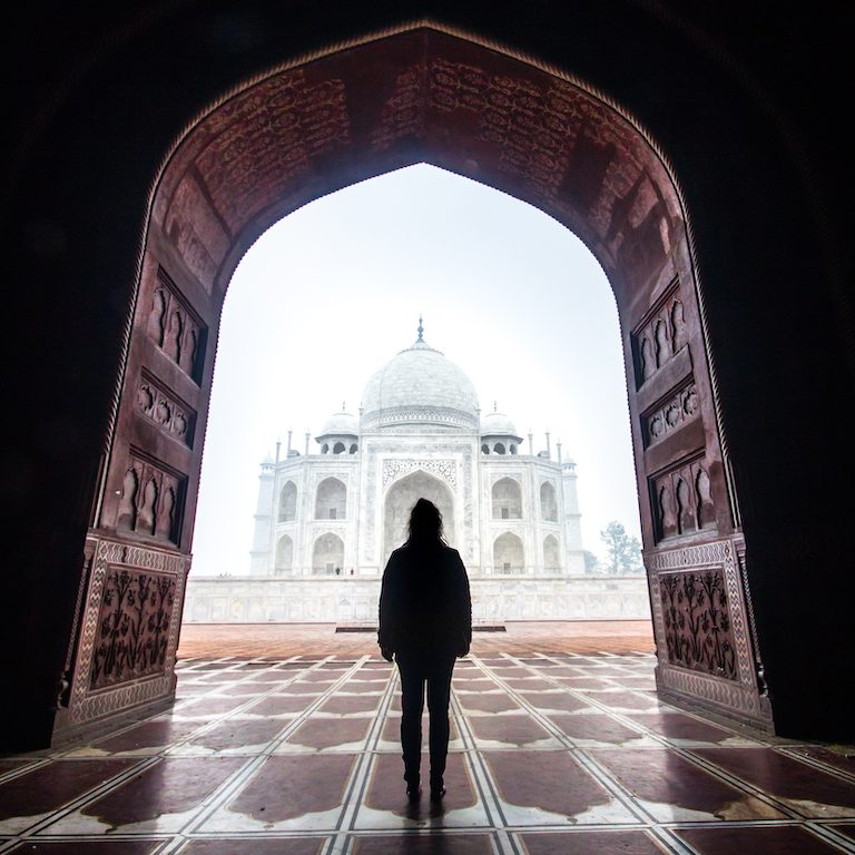 visiting the taj mahal in 2020 photography
