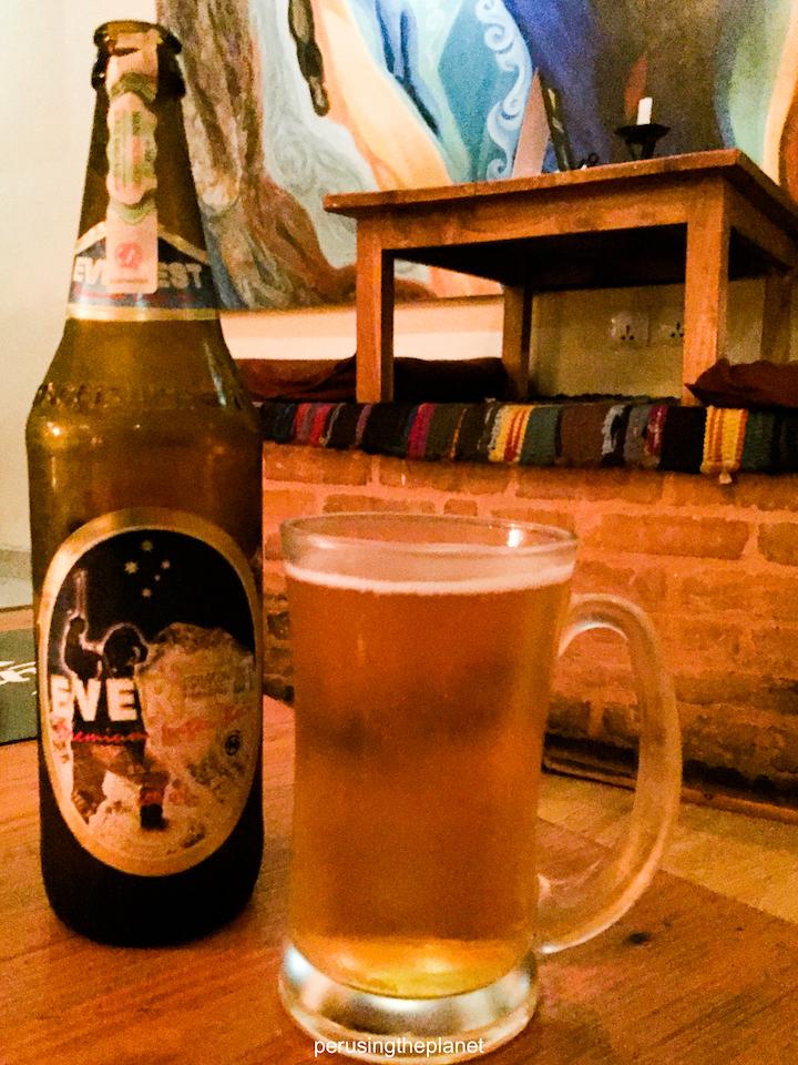 everest beer nepal