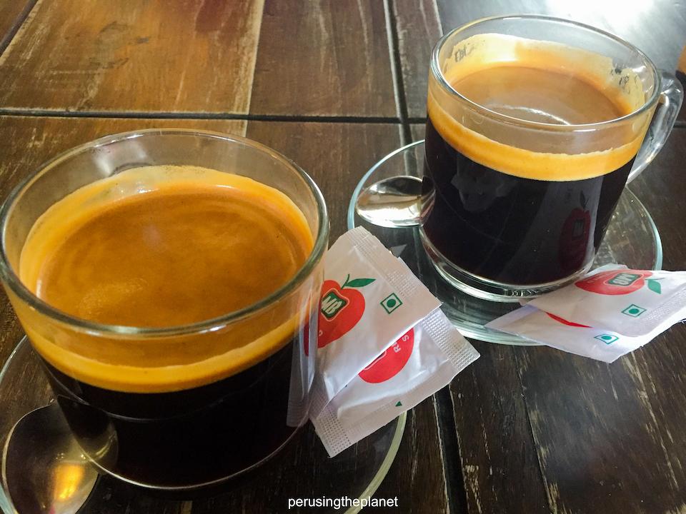 2 americano himalaya java coffee