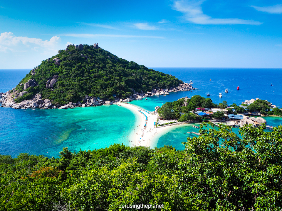 koh tao viewpoint thailand
