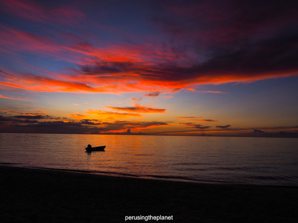 pictures of thailands islands sunset