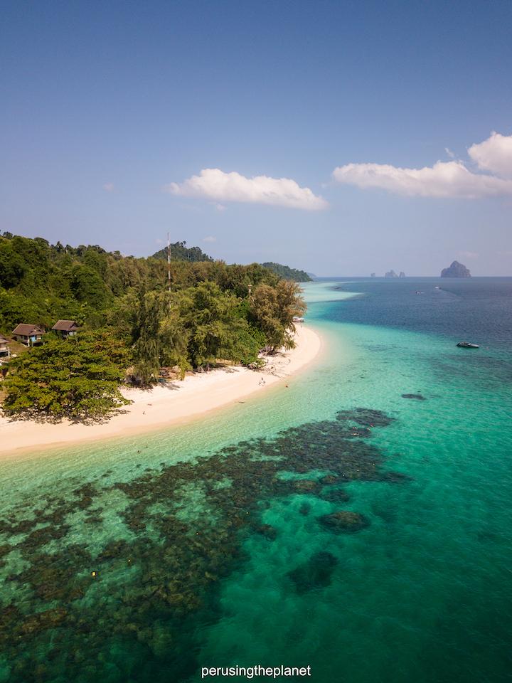 picture of thailand island koh kradan