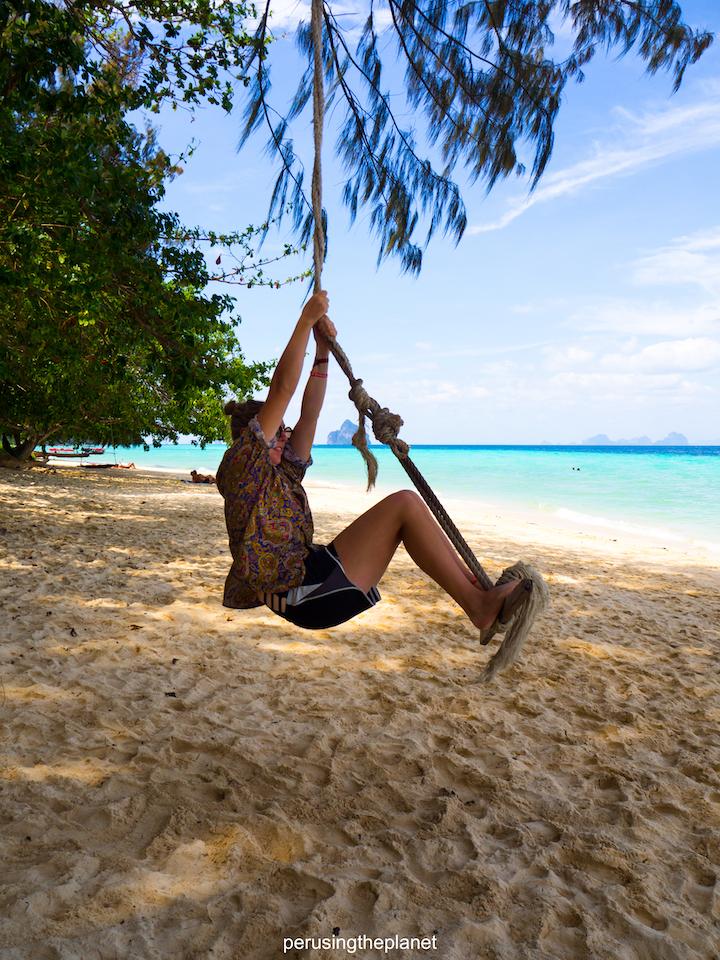 rope swing thailand
