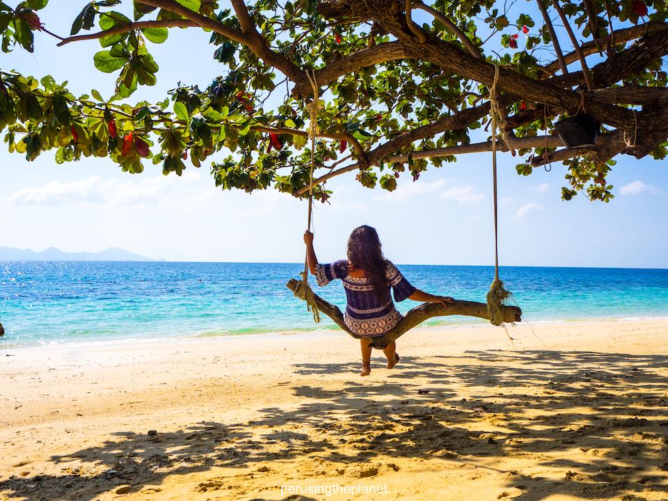 koh kradan thai island