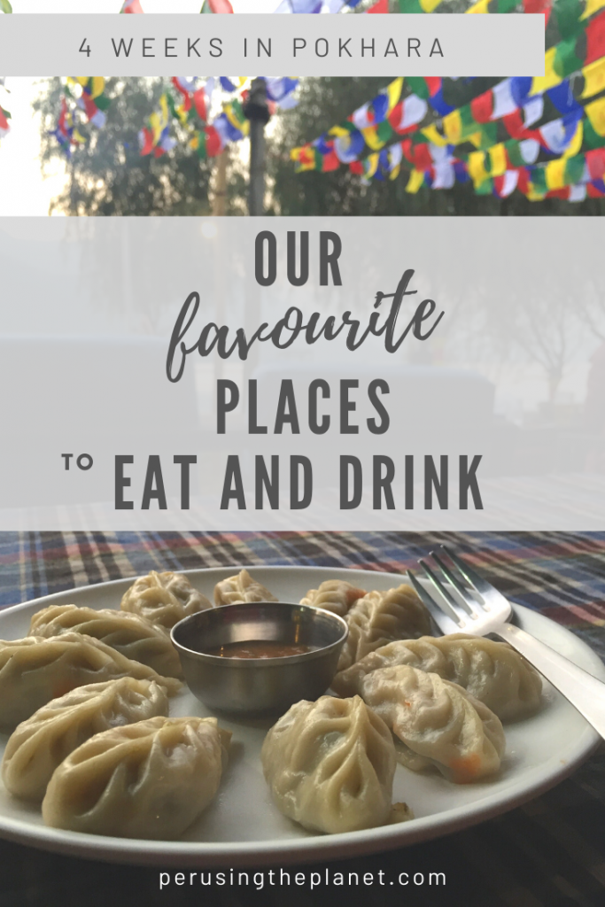 4 weeks in pokhara best places to eat and drink