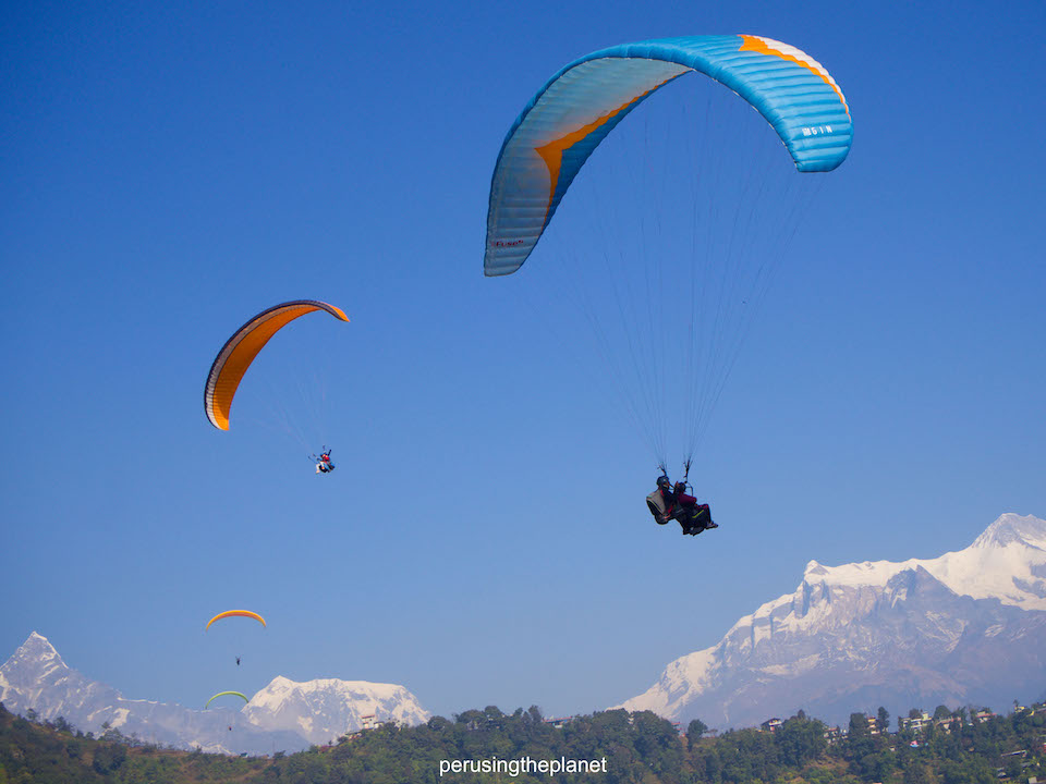 annapurna mountains pokhara