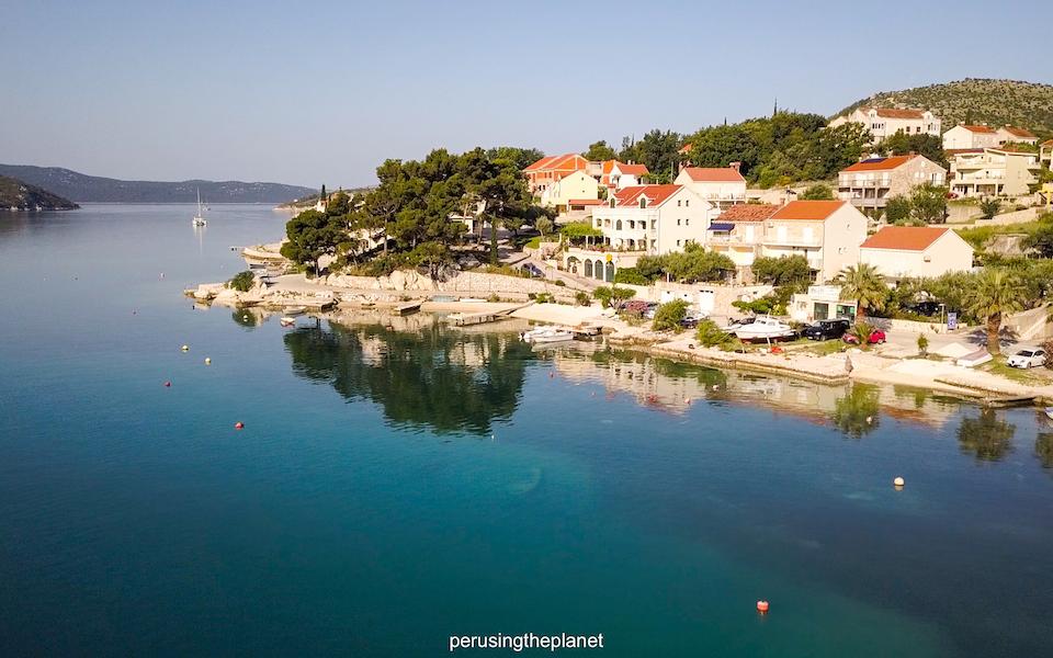 road trip croatian coast 2020