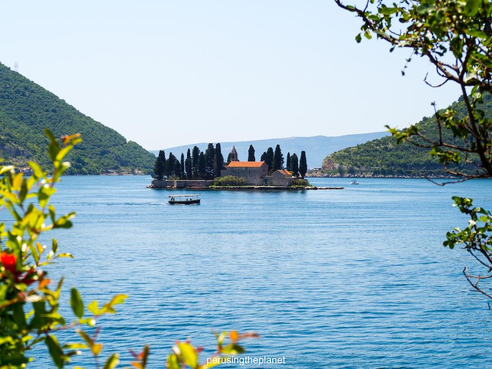 bay of kotor europe road trip