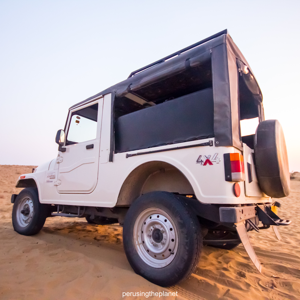 camel safari desert tour jaisalmer