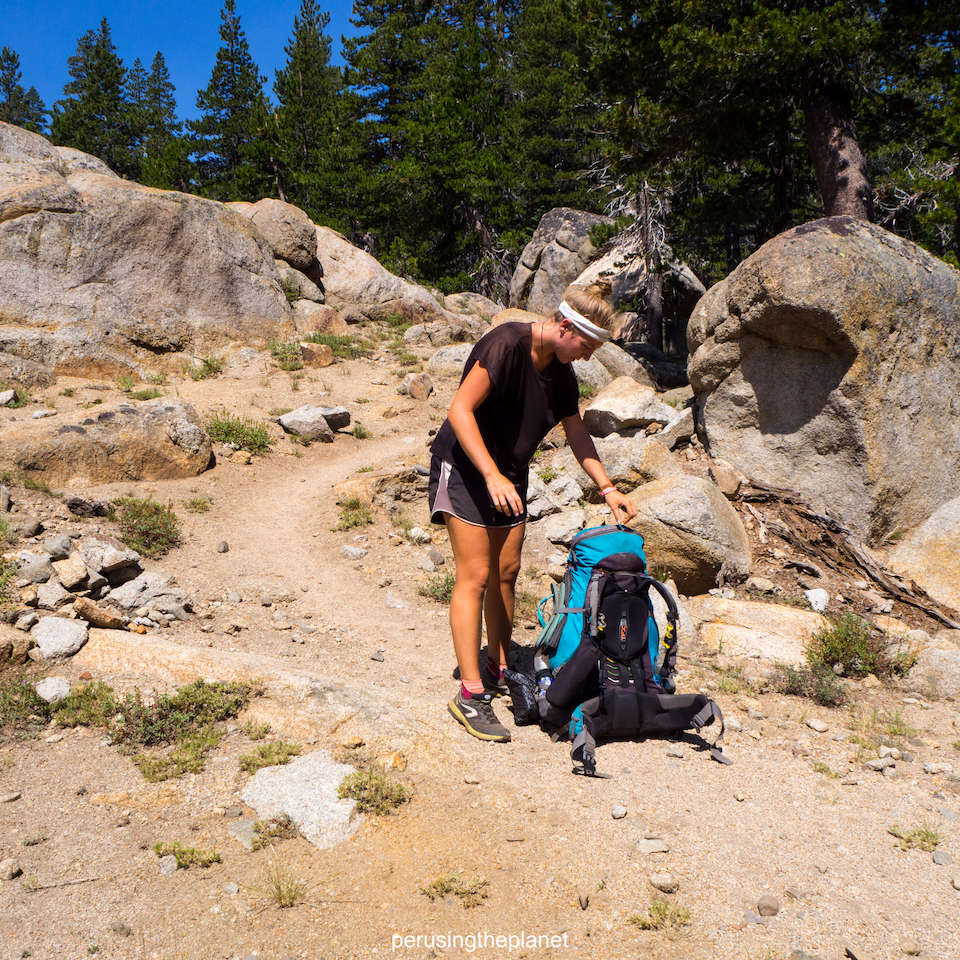 travel tips what to bring backpacking