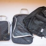 how to use packing cubes - different type of packing cube