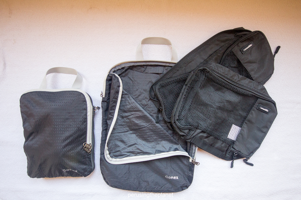 black packing cubes essential thing to bring traveling