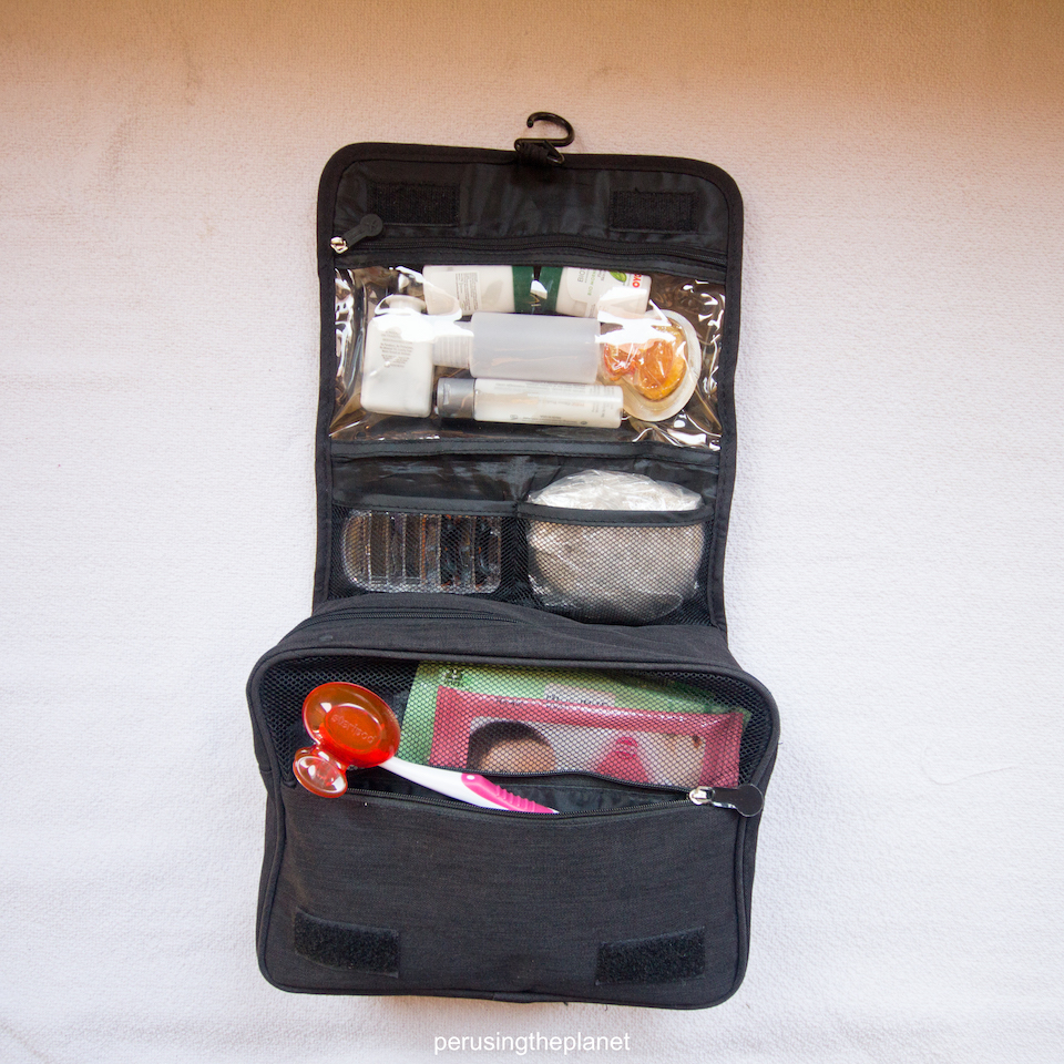 travel wash kit