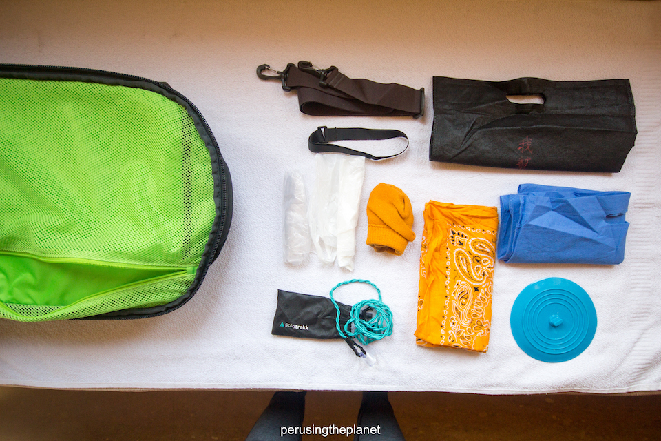 carryon luggage packing cubes