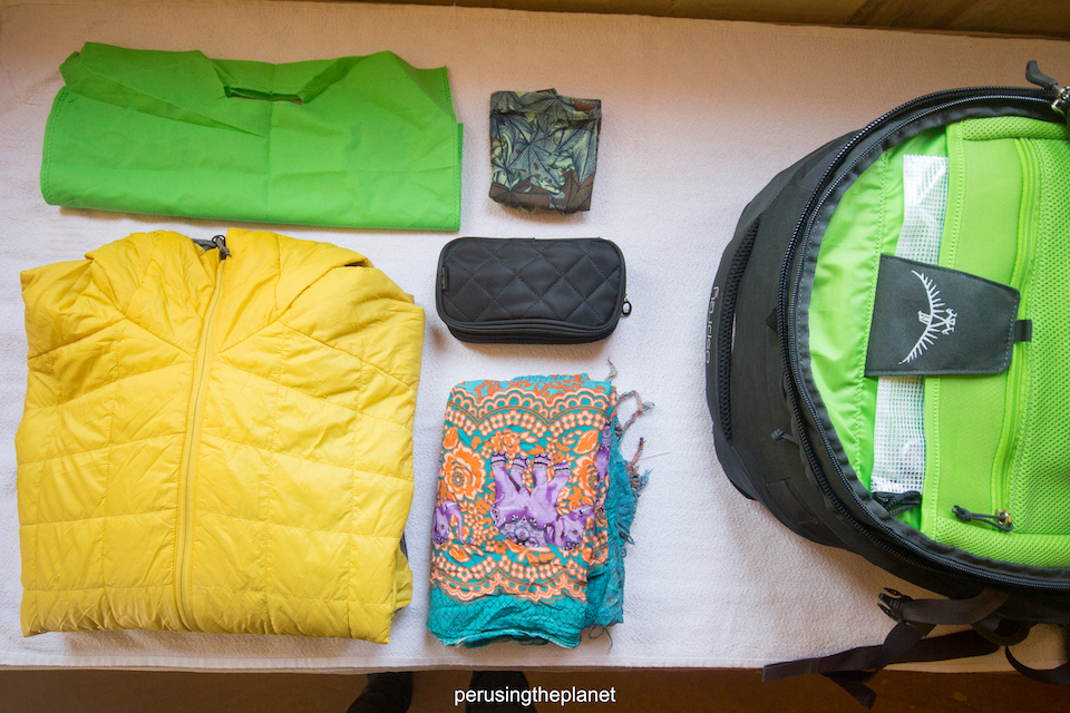 what to bring traveling