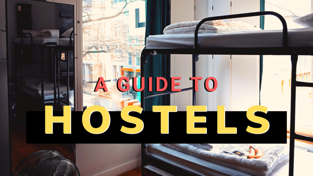what are hostels