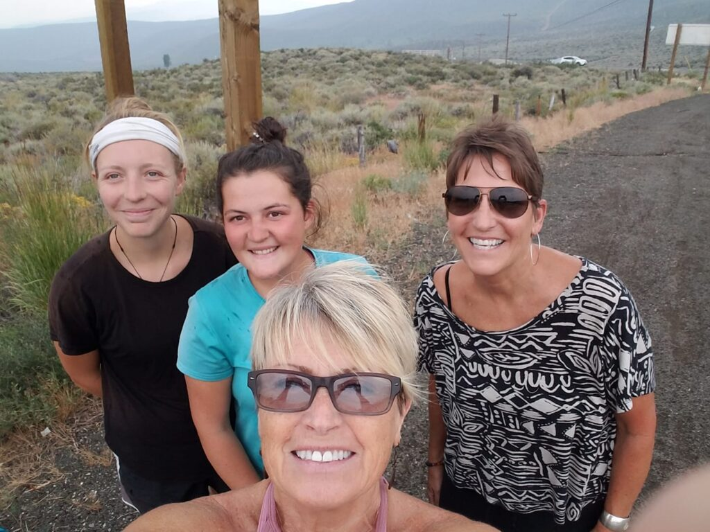 hiking the pacific crest trail people