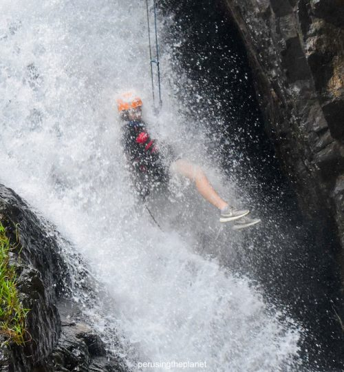 canyoneering dalat vietnam
