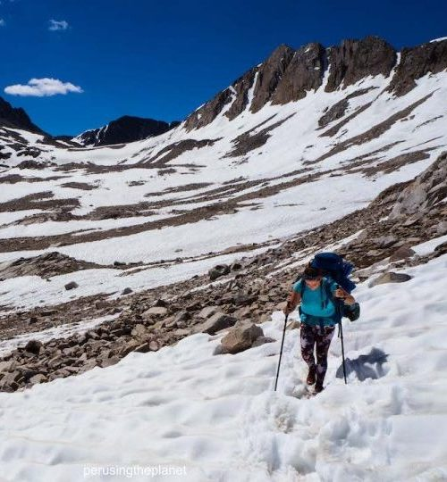 muir pass trail, pacific crest trail gear