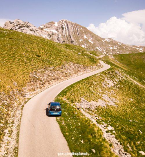 zlabljak montenegro road trip