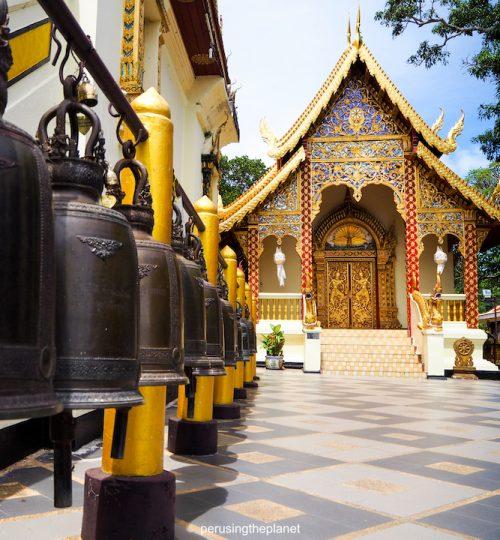 thailand temple chiang mai